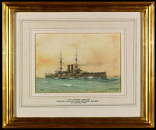 Load image into Gallery viewer, Royal Navy - H.M.S. Canopus, 1905