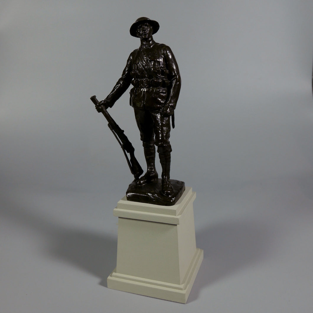 King's Royal Rifle Corps - Winchester Memorial Maquette, 1922