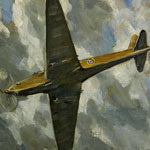 Load image into Gallery viewer, 'A Fairey Battle, Binbrook' - Frank Ernest Beresford, 1940