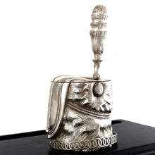 Load image into Gallery viewer, 15th King's Hussars - A Presentation Ink Stand, 1879