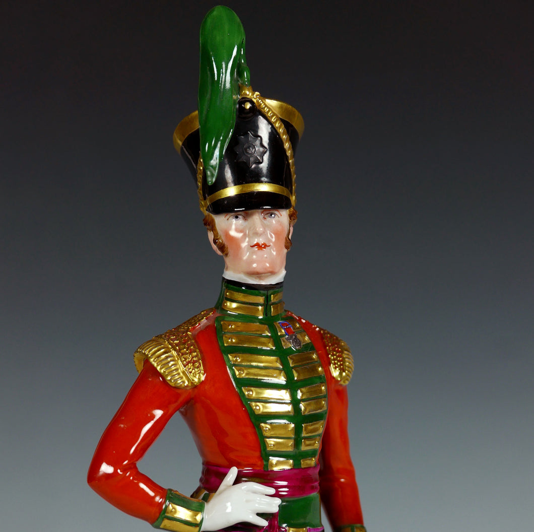 Officer, 51st Light Infantry, (Kings Own Yorkshire Light Infantry), 1820