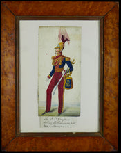 Load image into Gallery viewer, 9th Light Dragoons, English School, 1820
