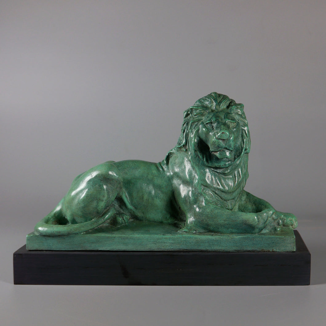 Maquette for the Menin Gate Lion, 1927