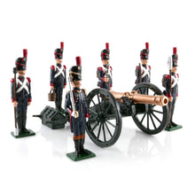 Load image into Gallery viewer, French Foot Artillery of the Imperial Guard