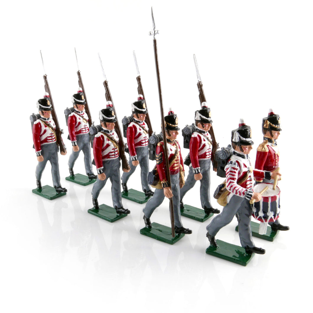 British Foot Guards, 1815