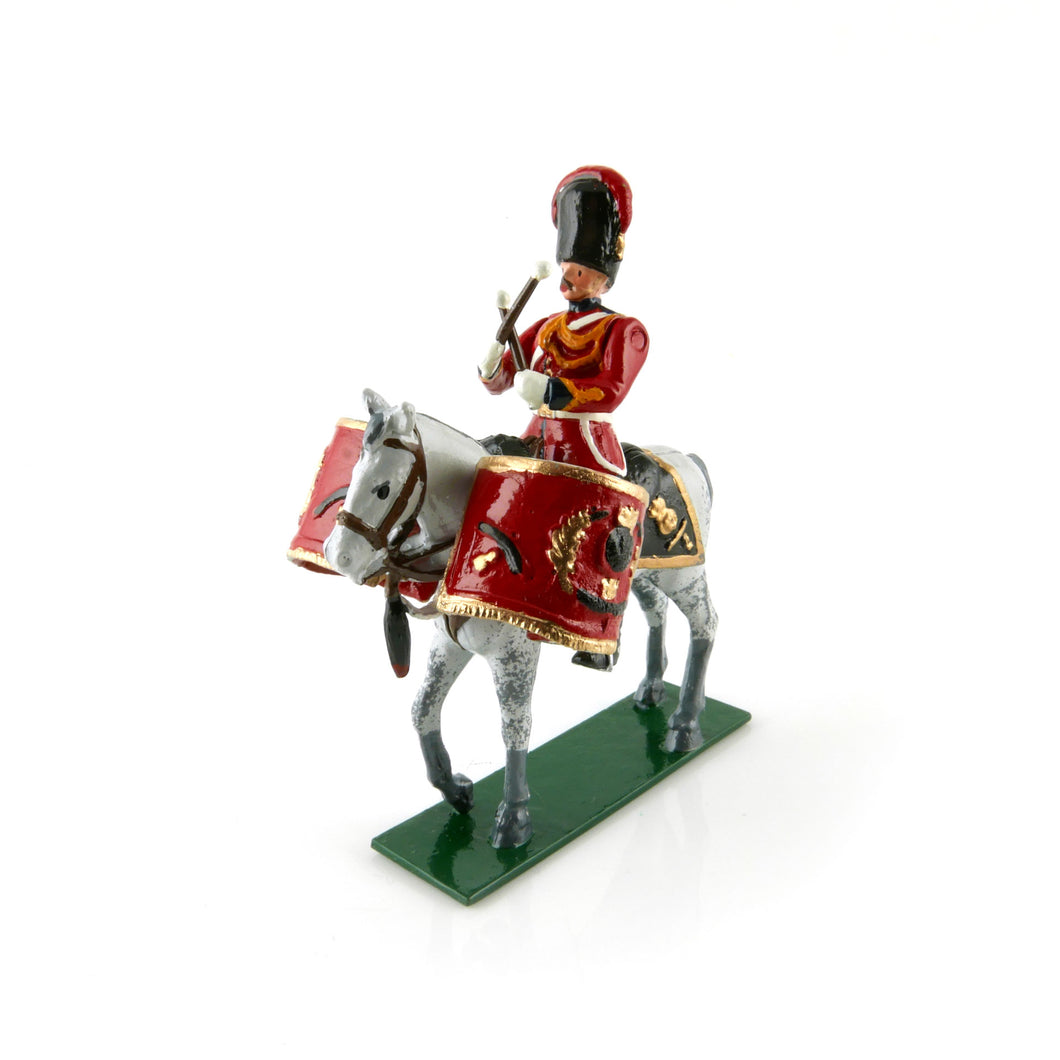 Kettledrummer, 2nd Dragoons (Royal Scots Greys), 1900