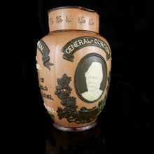 Load image into Gallery viewer, Death of General Gordon Stoneware Jug, 1885