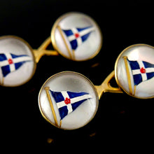 Load image into Gallery viewer, Royal Thames Yacht Club Cufflinks