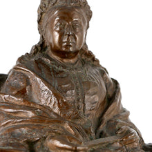Load image into Gallery viewer, Queen Victoria Seated Figure, 1904