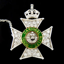 Load image into Gallery viewer, Royal Garwhal Rifles Brooch