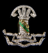 Load image into Gallery viewer, The Leicestershire Yeomanry (Prince Albert's Own) Regimental Brooch