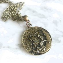 Load image into Gallery viewer, Moon Goddess Necklace