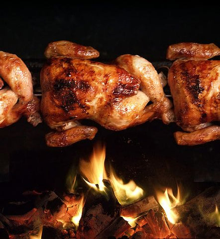 Roast Chicken (Pollo a la Brasa)