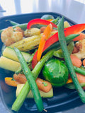 Stir fry vegetables