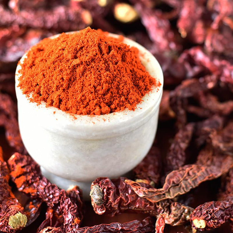 Organic Red Chilly Powder / Laal Mirch.