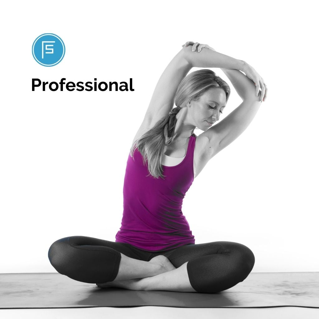 The professional Extensa Fitness instructor certification