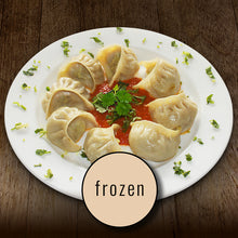 Load image into Gallery viewer, Frozen Pork Momos 40pc.