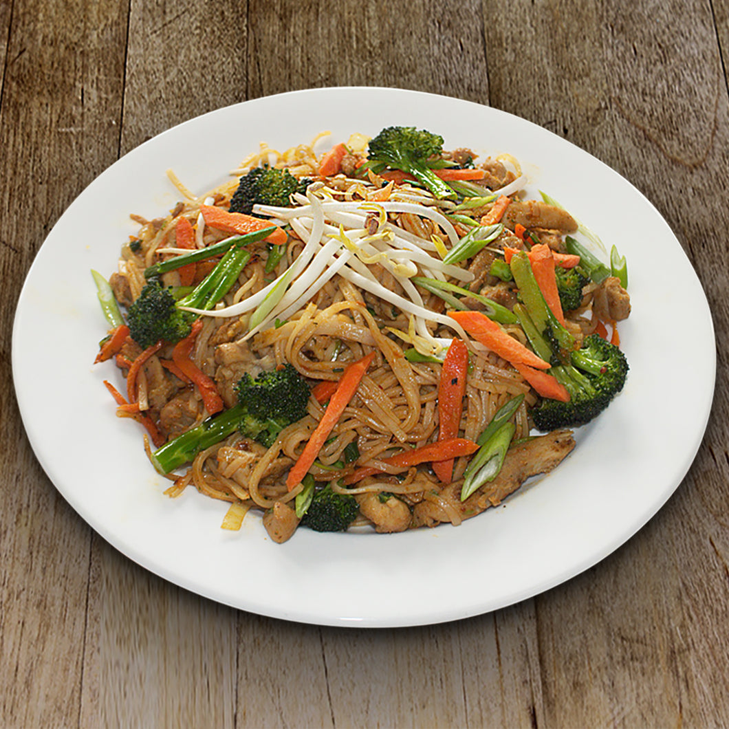 Yam's Vegetable Noodles