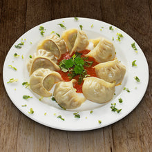 Load image into Gallery viewer, Nepalese Momos (Water Buffalo) 12 pcs.