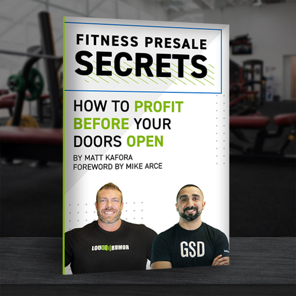 FITNESS PRESALE SECRETS