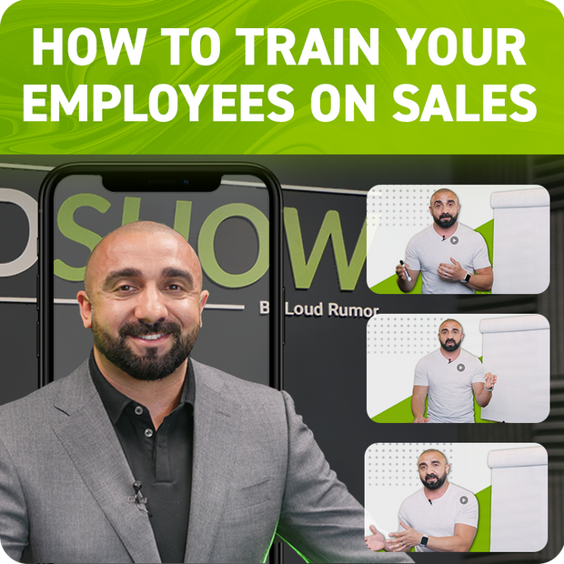 How to Train Your Employees on Sales