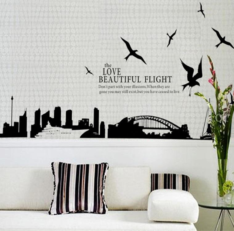 AY1912 Wall Sticker