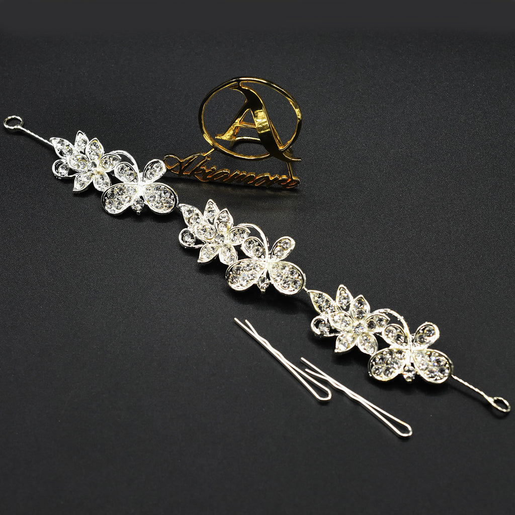 Crystal Headband Crown Bride Bridesmaid Headdress Wedding Dress Accessories Tiara Head Piece Hair Ornaments