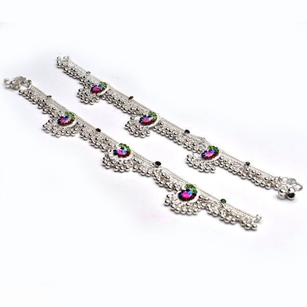 Payal Anklet - Beautiful and trendy - elegant design paayal for girls