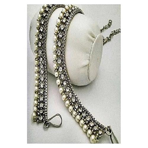 PAYAL ANTIQUE PEARL SILVER OLR