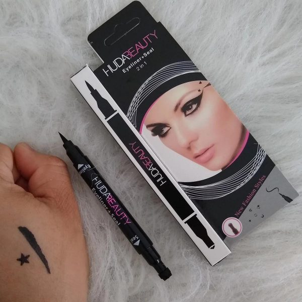 Huda Beauty 2 in 1 Eyeliner+Seal