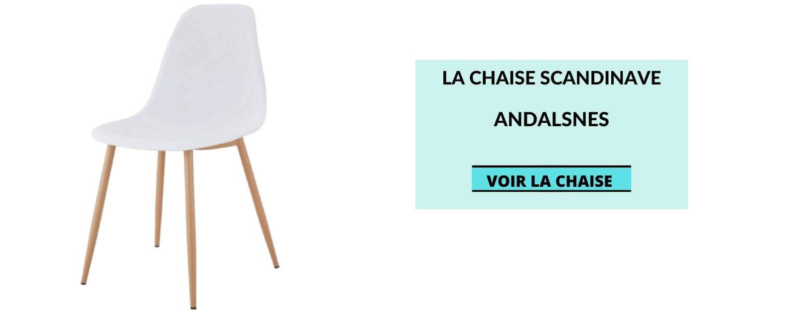 chaise-scandinave-blanche