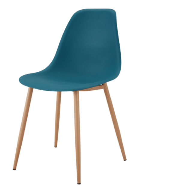 chaise-scandinave-bleu-petrole