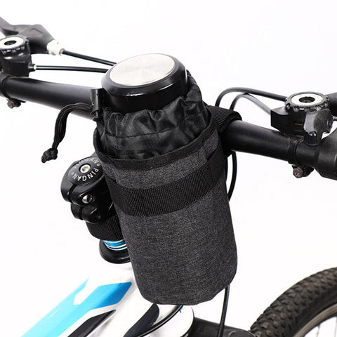 Bike Handlebar Stem Kettle Bags - JustBikeBags