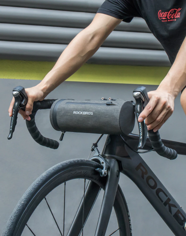 Insulated Handlebar Bike Bag-JustBikeBags