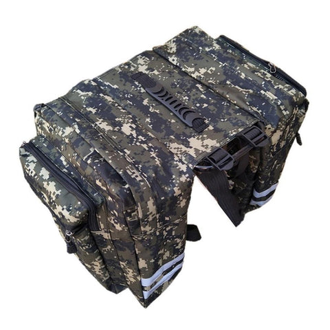 Bike 2 In 1 Camo Trunk Bag-JustBikeBags
