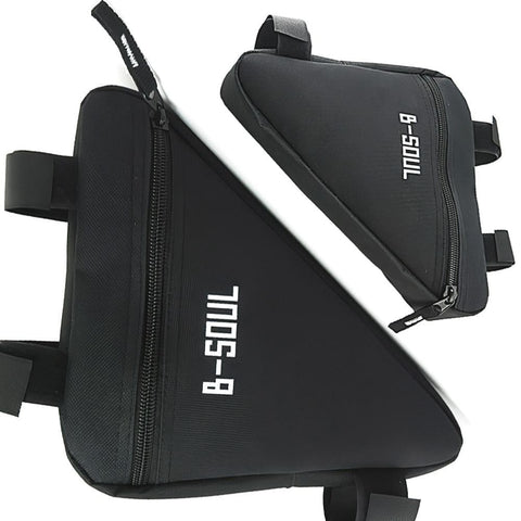 Bicycle Front Tube Triangle Bag-JustBikeBags