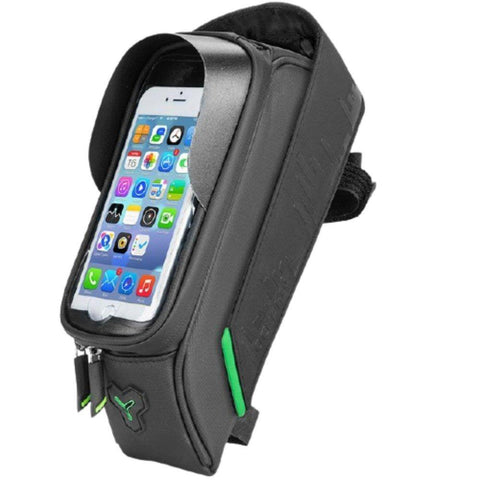 Waterproof Touch Screen Cycling Bag   5.8 Inch-JustBikeBags