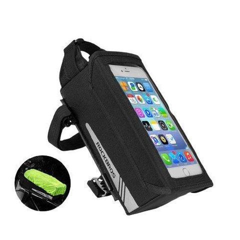 Waterproof Touch Screen Cycling Bag | 6.2 Inch-JustBikeBags