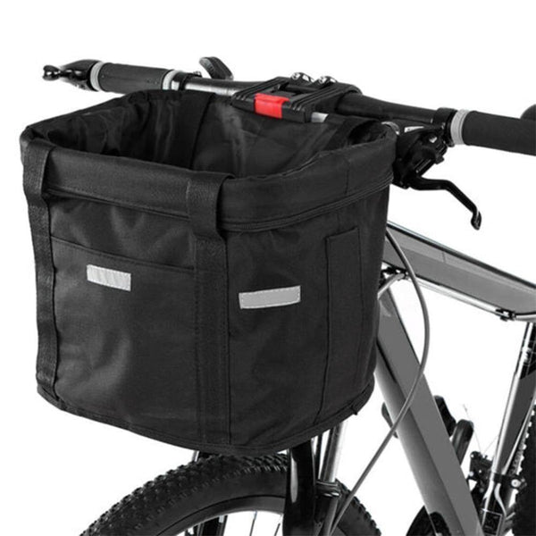 Waterproof Pet Basket Bike Bag-JustBikeBags
