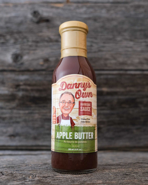 Apple Butter BBQ Sauce - Danny's Whole Hog