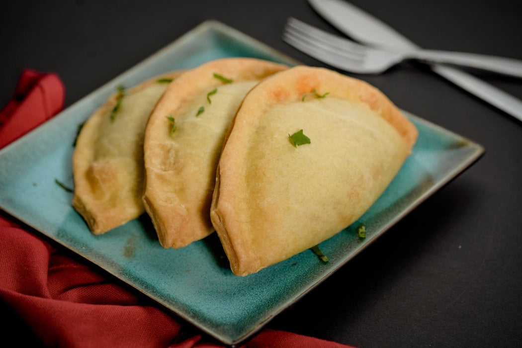 Jamaican Beef Patties (Mild)