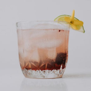 Blackberry Cider Mule