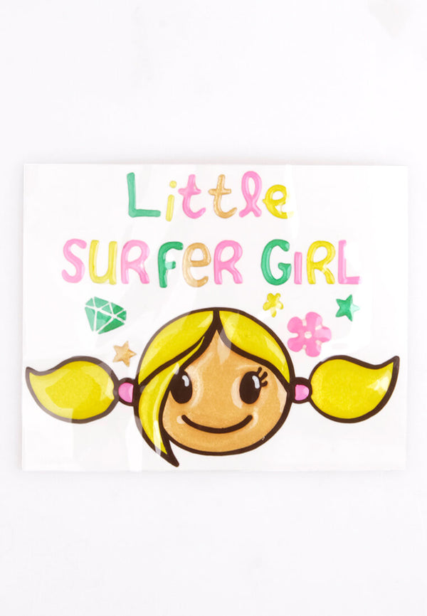 Little Summer Puff Sticker