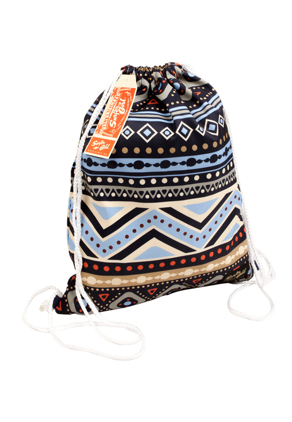 Daily Bohemian Drawstring Bag