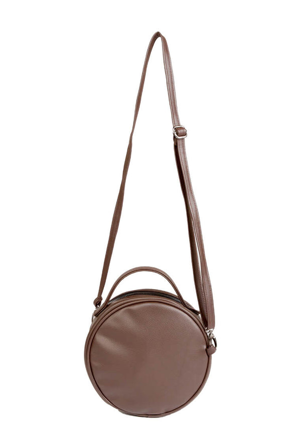 Casual Purse Round Sling Bag