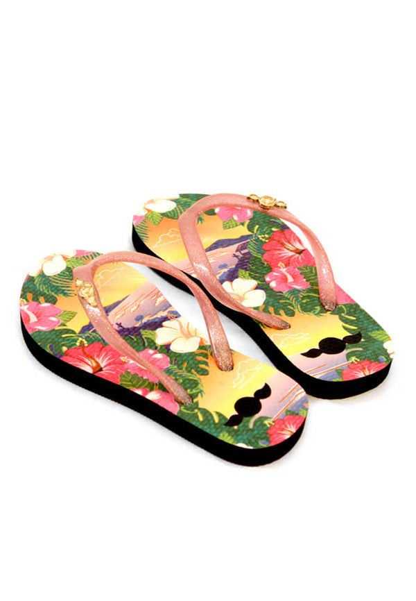 Island Home Basic Kid Sandal