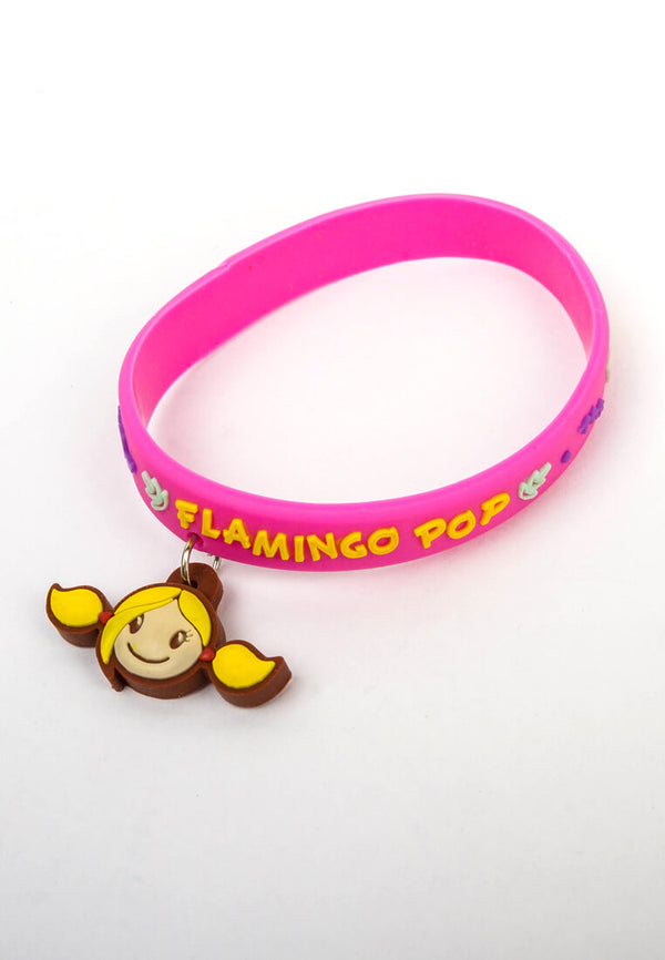Flamingo Pop Bracelet