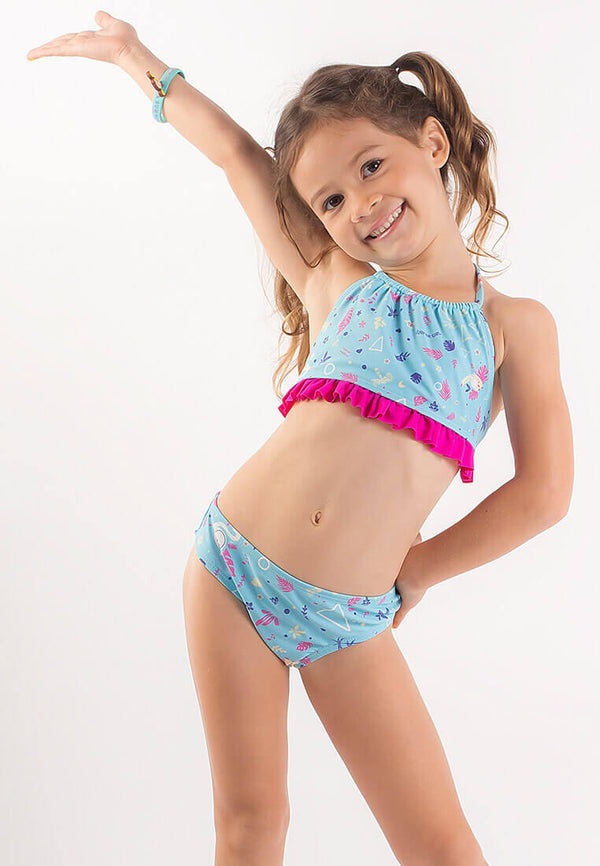 Tropical Funtime 2 Piece
