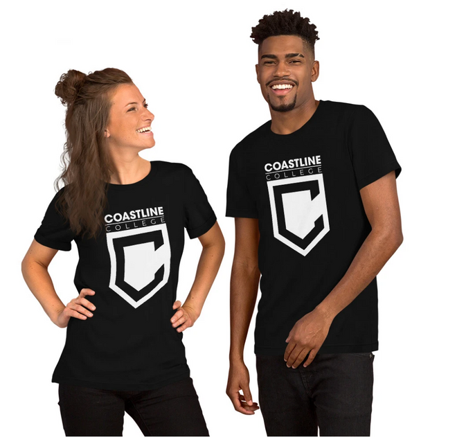 Coastline College Tee & Polo Shirts