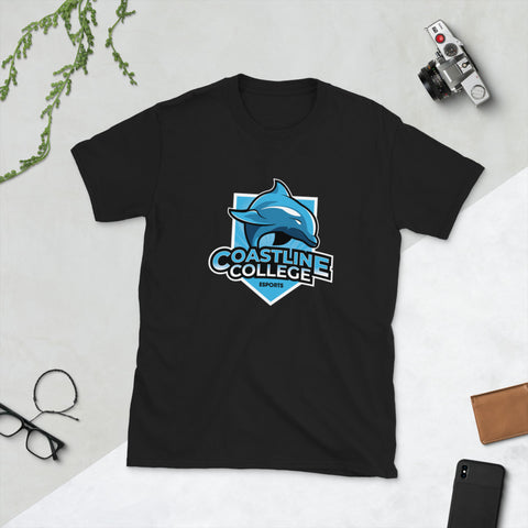 Coastline eSport Short-Sleeve Unisex T-Shirt